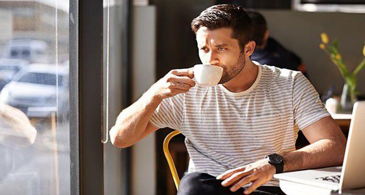 efek samping minum kopi untuk pria