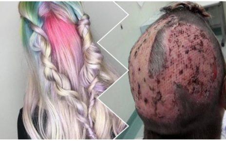 Bahaya Penggunaan Cat Rambut!