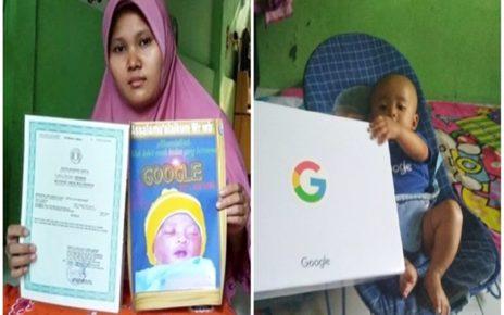 Kisah Di Balik Bayi Bernama Google
