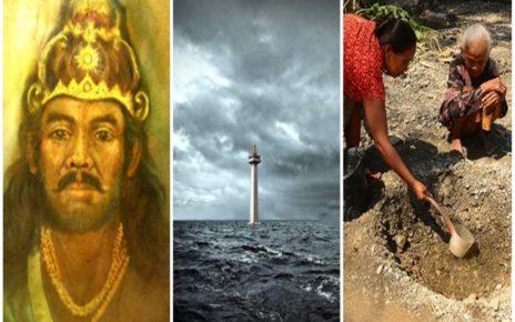 2040 Kehabisan Air, Begini Kondisi Pulau Jawa