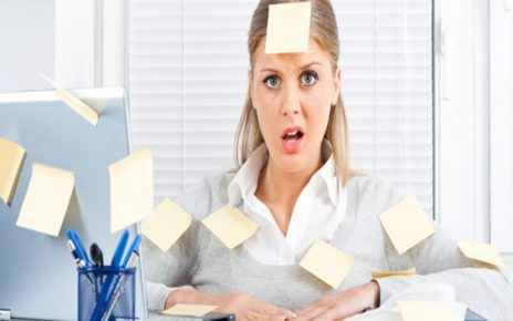 8 Cara Sederhana Melepaskan Diri Anda dari Kewalahan Bekerja