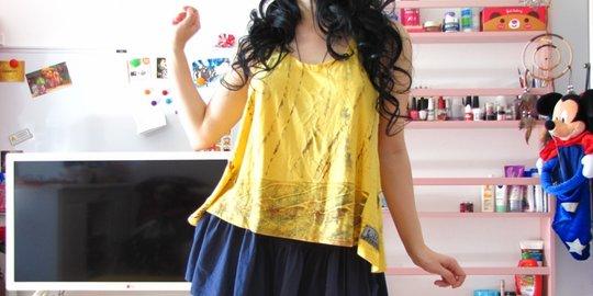Ingin Perbaiki Mood, Pakai Baju dengan Warna Ini