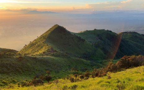 Update Terbaru Tentang Gunung Merbabu Rute & Tips